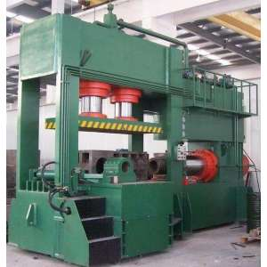 Automatic Cold Forming Bend Machine