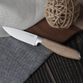3.5`` PARING KNIFE WITH PAKKA WOOD HANDLE