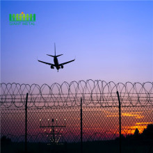 Price perimeter welded airport