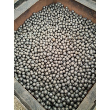 Forged steel ball of 45# 20mm