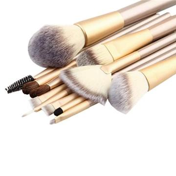 Non Animal Cruelty  Makeup Brush Set