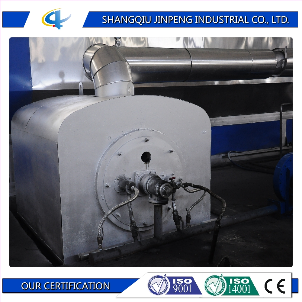 House Garbage to Oil Pyrolysis Machine