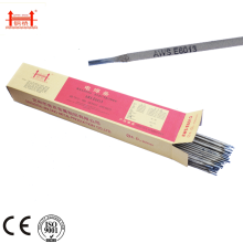 High definition Cheap Price for Low Hydrogen Welding Electrode High Quality Copper bridge Brand Welding Electrode E6010 export to Italy Factory