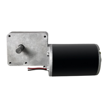24V DC Worm Wiper Gear Motor