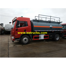 FAW 8800 Litres H2SO4 Delivery Tankers