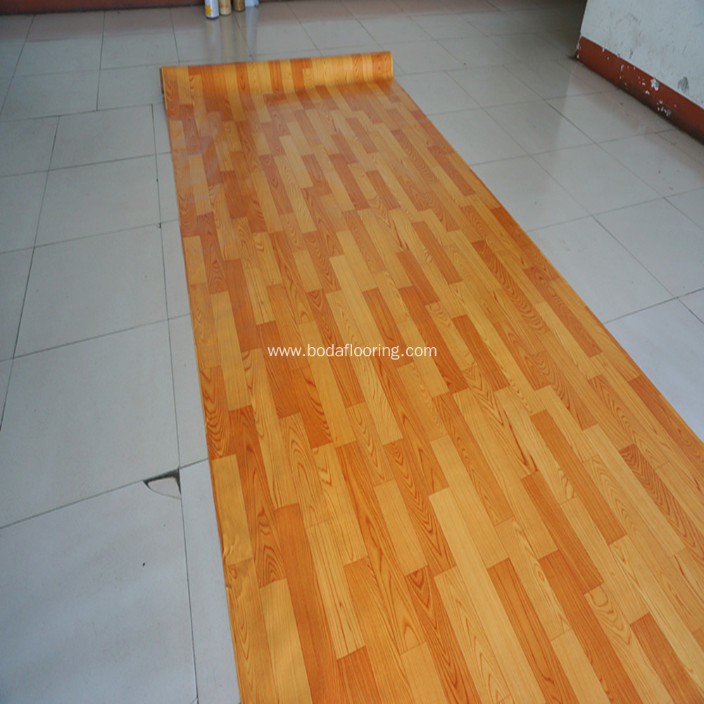 1mm Thick Sponge PVC Flooring