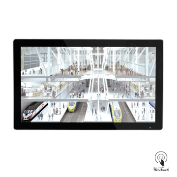 43 Inches Digital Information Screen for Metro Station