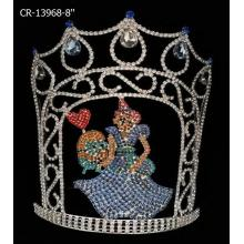 Custom Wholesale Pageant Princess Crowns For Girls