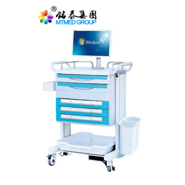 Mobile medical care cart