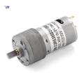 32mm carbon brushed dc gear motor