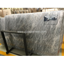 High Polished Space Grey Marble for Home Decoration