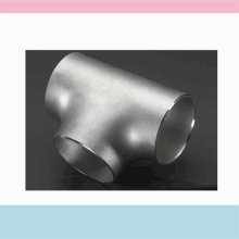 Factory Price for Butt Welded Tee Best price Carbon Steel Tee For Sale export to Moldova Manufacturers