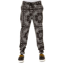 Mens Cotton Spandex Training Pants Slim Fit Gym Joggers