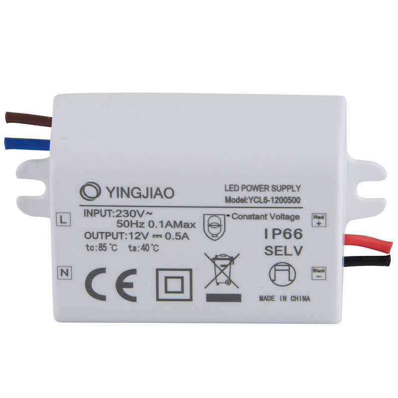 IP66 Waterproof Power Supply Constant Voltage 12V Led Driver