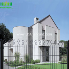Discount Price Pet Film for Palisade steel fence Details Rigid Welded Mesh Fence Decofor Panel Fence export to Romania Manufacturer