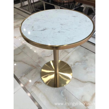 Metal Table Frame/Table Legs/Table Stand/Furniture Stand for Stone Top