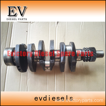 ISUZU 3KC2 crankshaft main bearing