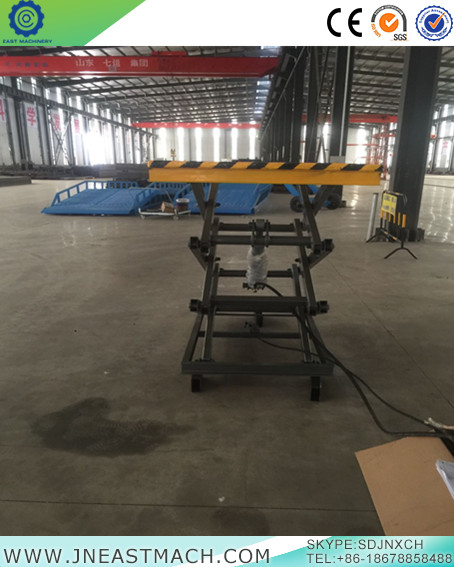 Stationary Scissor Lift Table Cargo Lift Table