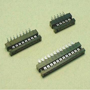 1.27MM DIP PLUG CONNECTORS (Terminated height 5.1)