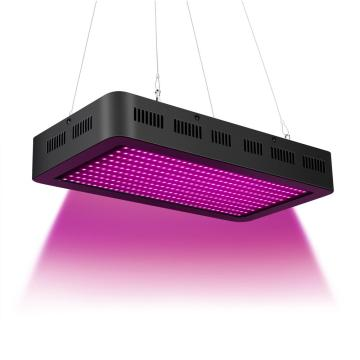 High Efficacy 2000W Greenhouse Hydroponic Led Grow Light COB SMD