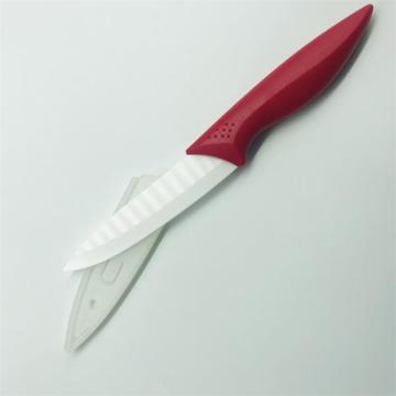 Short Lead Time for for Ceramic Pocket Knife 5 Inches White Bade Ceramic Utility Knife export to South Korea Supplier