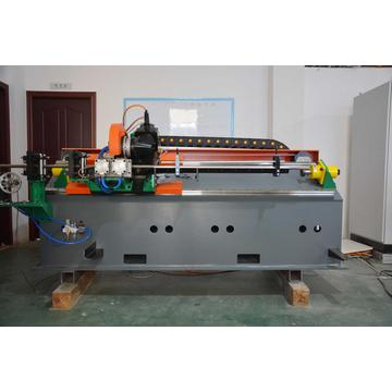 CNC cold cut flying saw