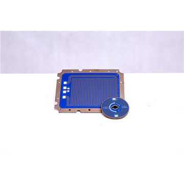 Flat surface stainless electric heating plate