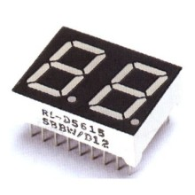 0.3 Inch Dual Digit LED Display