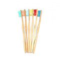 OEM Welcome Wholesale Natural ECO Bamboo Toothbrush