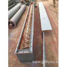 OEM manufacturer custom for Horizontal Spiral Conveyor Ball grinder  Spiral conveyor export to Poland Supplier