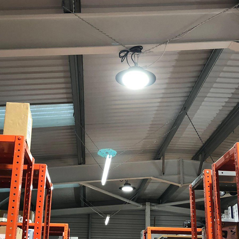 led warehouse pendant lights