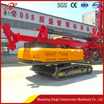 High quality kelly bar piling rig machine