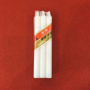 Classic Snow White Stick Shape Candles