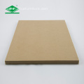 Plain mdf 1220x 2440x 12mm E1 for furniture