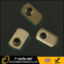 Best Quality for Carbon Steel Weld Nuts Steel Galvanized Flat Welded Nuts supply to East Timor Manufacturer
