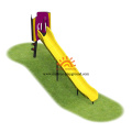 Outdoor Kids Plastic HPL Playground Material Slide