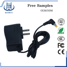 Factory directly supply for 12W Wall Mount Charger 5v 1a wallmount adapters power charger export to Burundi Supplier