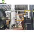 Pyrolysis Solid Waste Setup