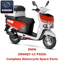 ZNEN ZN50QT-12 PIZZA Complete Scooter Spare Part