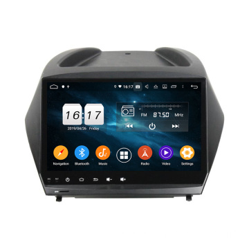 Popular android 9.0 car player for IX35