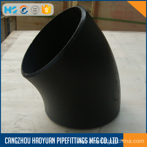 45 Degree Long Radius Welding Elbow