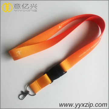 2018 New products sublimation insert buckle USB lanyard