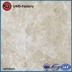 Marble pattern floor ceramic tile