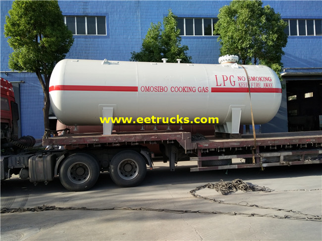 LPG Gas Cylinder Tanks