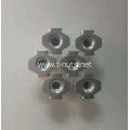 M6X8  flange The Claw ZP T-nuts