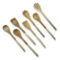 Nonstick 7PCS Acacia Wood Handle Kitchen Utensils Set