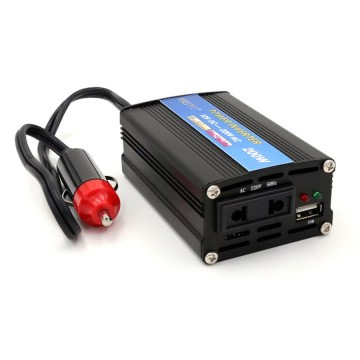Mini Car Inverter 200W DC to AC Power