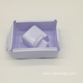 Electronic uses Custom White Plastic blister Packaging tray
