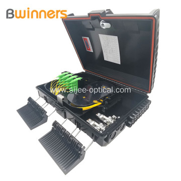1X16 Plc Splitter Distribution Box Fiber Optic Splitter Distribute Box