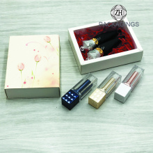 10 Years for Paper Makeup Bag Box Customize Lip Gloss Packaging Box supply to Virgin Islands (U.S.) Factory